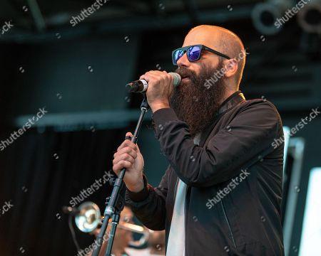 Editorial picture of Summerfest Music Festival, Milwaukee, USA - 01 Jul 2018