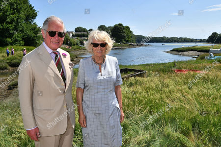 Prince Charles and Camilla Duchess of Cornwall visit to Wales, Day 2