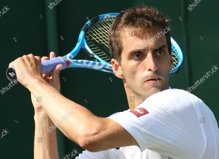 Editorial picture of Wimbledon Championships, United Kingdom - 03 Jul 2018
