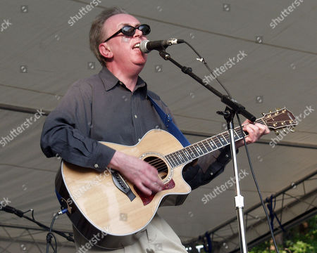 Stone Mountain Ga - August 25: Al Stewart Performs During the Z93 Music Festival at Stone Mountain Park On August 25 2001