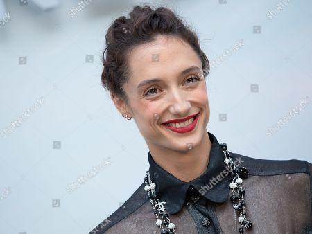 Stock Photo of Star Dancer Dorothee Gilbert