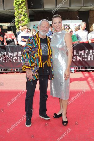 Terry Gilliam, Diana Iljine