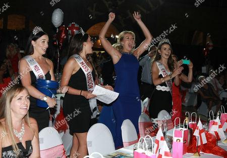 Editorial image of Miss England semi finals, Kelham, Newark, Nottinghamshire, UK - 03 Jul 2018