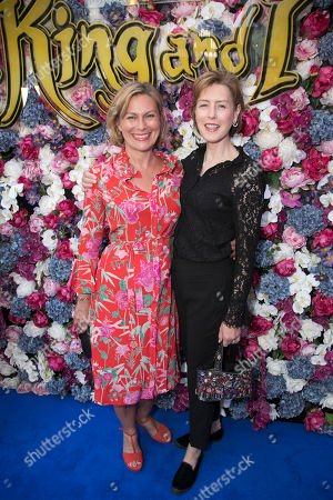 Rachel Fielding and Gina Mckee