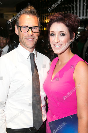 Editorial photo of 'The King and I' play, Press Night, London, UK - 03 Jul 2018