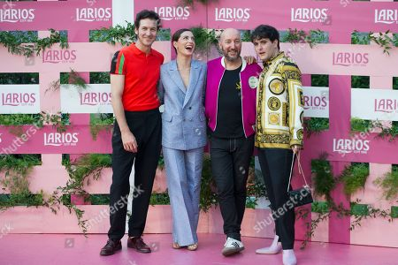 Editorial picture of 'Another of those dreams of yours' film premiere, Madrid, Spain - 03 Jul 2018