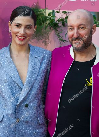 Editorial photo of 'Another of those dreams of yours' film premiere, Madrid, Spain - 03 Jul 2018