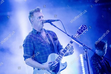 Queens Of The Stone Age - Josh Homme