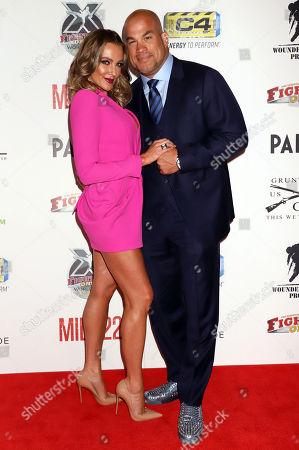 Amber Nichole Miller, Tito Ortiz