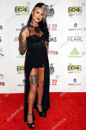 Editorial photo of World MMA Awards, Las Vegas, USA - 03 Jul 2018