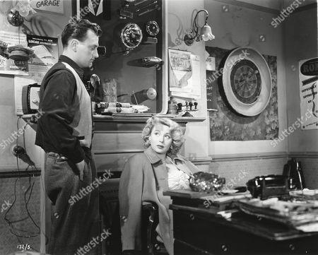Patric Doonan, as Johnny Burrows, Sandra Dorne, as Lucky Price