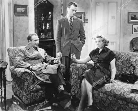 John Horsley, as Detective Sergeant Simpson, Patric Doonan, as Johnny Burrows, Sandra Dorne, as Lucky Price