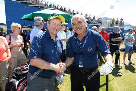 Editorial picture of Dubai Duty Free Irish Open at Ballyliffin Golf Club, Co Donegal, Ireland - 04 Jul 2018