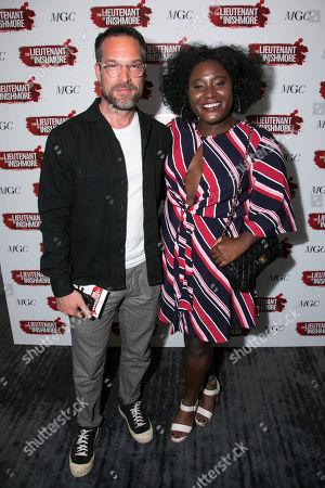 John Light and Susan Wokoma