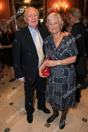 Stock Image of Neil Kinnock and Glenys Kinnock