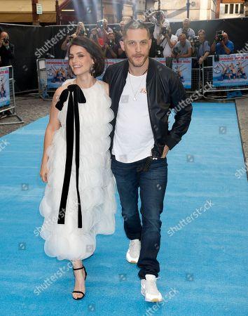 Tom Hardy & Charlotte Riley