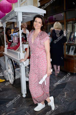 Editorial photo of Manolo Blahnik Colourful Garden Party, London, UK - 04 Jul 2018