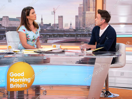 Editorial picture of 'Good Morning Britain' TV show, London, UK - 05 Jul 2018