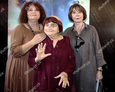 Valerie Mairesse, Agnes Varda, Therese Liotardt