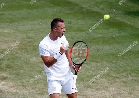 Editorial image of Wimbledon Championships, United Kingdom - 05 Jul 2018