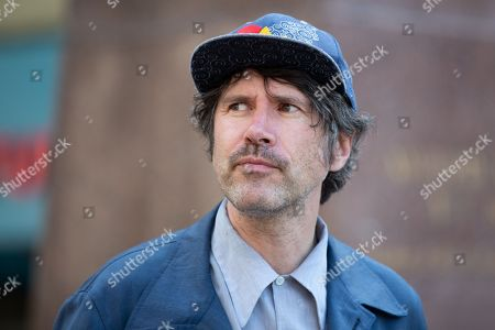 Gruff Rhys, Super Furry Animals Singer releases a brand new song paying tribute to the NHS 70th birthday in Cardiff
