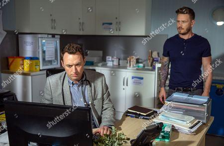 Editorial photo of 'Emmerdale' TV Series UK  - 2018