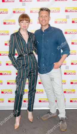 Nicola Roberts and Christopher Harper