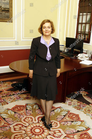 Rachel Lomax Deputy Governor Of The Bank Of England Pictured In Her Office On Threadneedle Street London Ec2 For Daily Mail City & Finance 'city Interview'.
