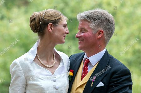 Wedding of Princess Stephanie of Saxe-Coburg and Jan Stahl, Gotha