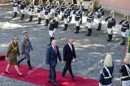 Editorial photo of Governor-General of Australia Sir Peter John Cosgrove visits Portugal, Lisbon - 05 Jul 2018