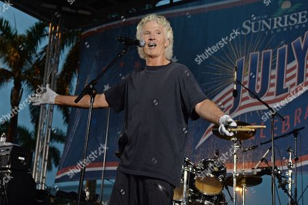 Editorial picture of Grand Funk Railroad in concert at the BB&T Center, Sunrise, USA - 04 Jul 2018