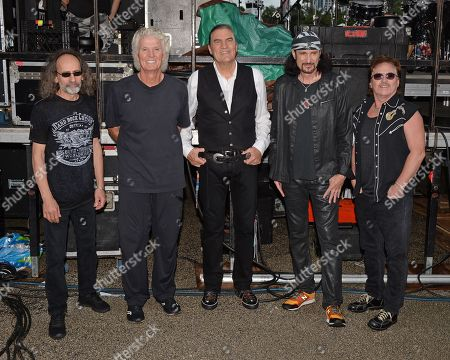 Editorial image of Grand Funk Railroad in concert at the BB&T Center, Sunrise, USA - 04 Jul 2018