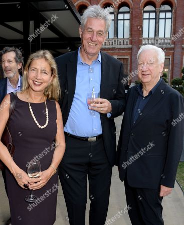 Editorial photo of Art Fund Museum of the Year 2018 announcement, Victoria and Albert Museum, London, UK - 05 Jul 2018