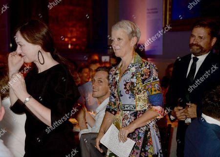 Anne Barlow, Maria Balshaw and Jamie Fobert