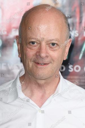 Editorial image of 'Terminal' film premiere, London, UK - 05 Jul 2018