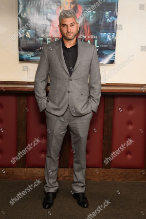 Editorial image of 'Terminal' film premiere, London, UK - 05 Jul 2018
