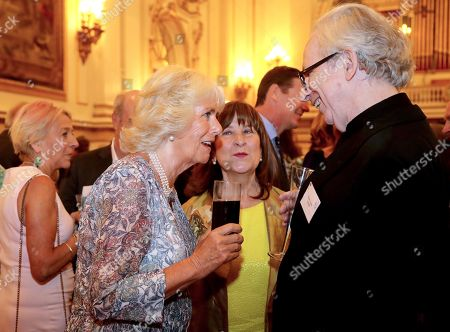 Editorial picture of Man Booker Prize 50th Anniversary reception, London, UK - 05 Jul 2018