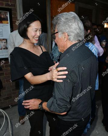 Rosey Chan, Dustin Hoffman
