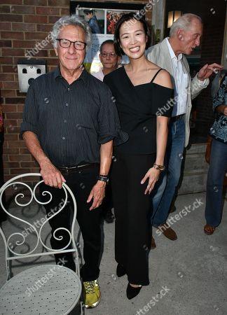 Dustin Hoffman, Rosey Chan