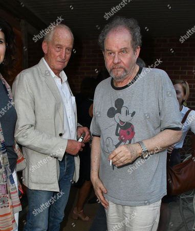 Charles Dance, Mike Figgis