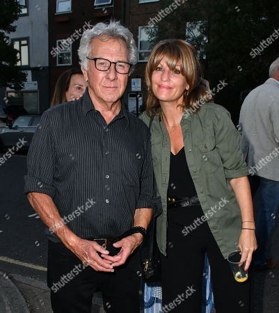 Dustin Hoffman and Guest