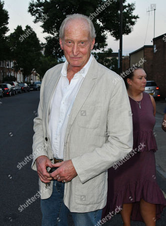 Stock Image of Charles Dance