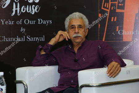 Editorial picture of Chanchal Sanyal 'The Glass House: A Year of Our Days' book event, New Delhi, India - 02 Jul 2018
