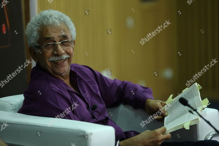 Bollywood actor Naseeruddin Shah during the book reading event for newly launched book The Glass House: A Year of Our Days by Chanchal Sanyal at IIC on July 2, 2018 in New Delhi, India.