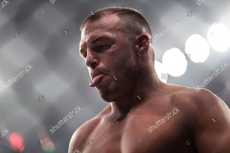 Editorial image of MMA Professional Fighters League PFL3, Washington, USA - 05 Jul 2018