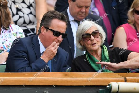 Editorial photo of Wimbledon Tennis Championships, Day 5, The All England Lawn Tennis and Croquet Club, London, UK - 06 Jul 2018