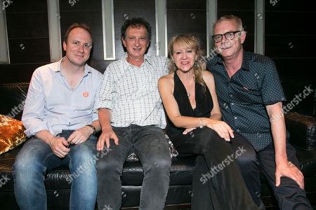 Justin Martin (Director), David Lan (Producer), Sonia Friedman (Producer) and Stephen Daldry (Director)