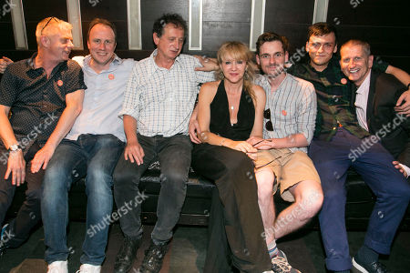 Stock Picture of Stephen Daldry (Director), Justin Martin (Director), David Lan (Producer), Sonia Friedman (Producer), Joe Murphy (Author), Joe Robertson (Author) and Tom Kirdahy (Producer)