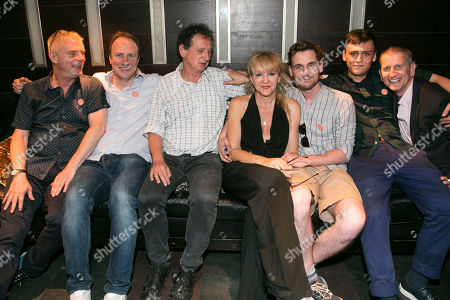 Stephen Daldry (Director), Justin Martin (Director), David Lan (Producer), Sonia Friedman (Producer), Joe Murphy (Author), Joe Robertson (Author) and Tom Kirdahy (Producer)