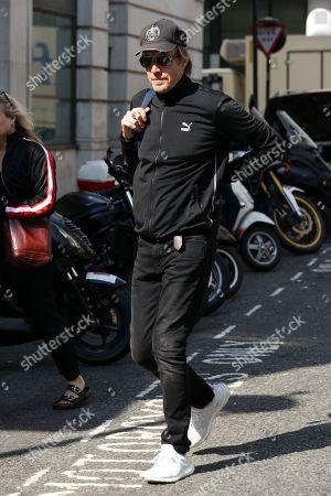 Rhys Ifans at BBC radio 2